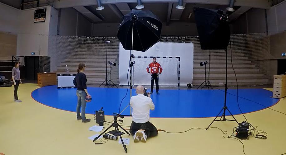 Der Portrait-Fotograf Jürgen Schulzki im Video.