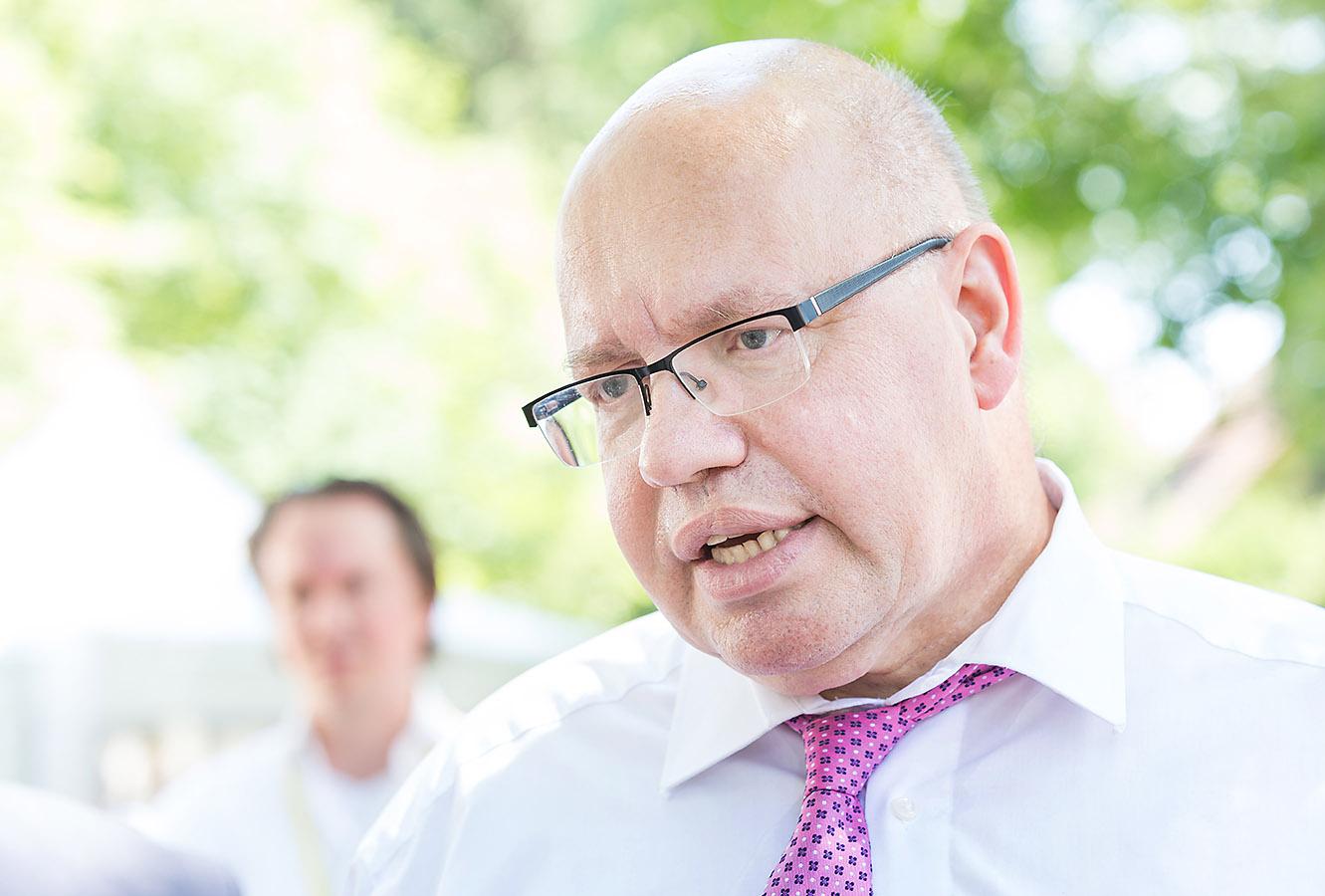 Peter Altmaier - Bundesminister für Wirtschaft und Energie