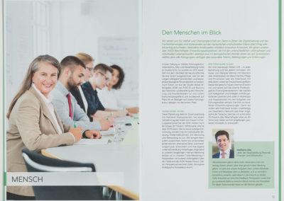 Geschäftsbericht AOK Hessen 2018 Belegfotos, Belegexemplar,