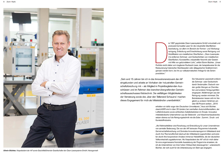 Business-Portrait Köln