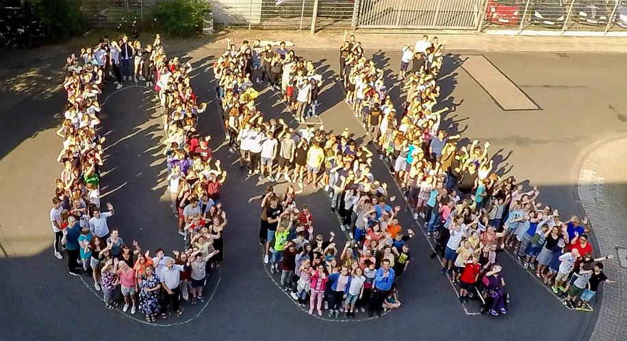 Ein Timelaps mit der OSK Offene Schule Köln