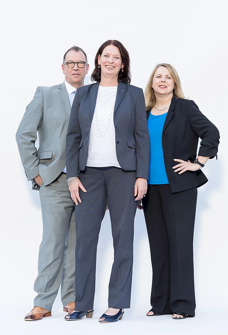 Businessfoto Vorstand
