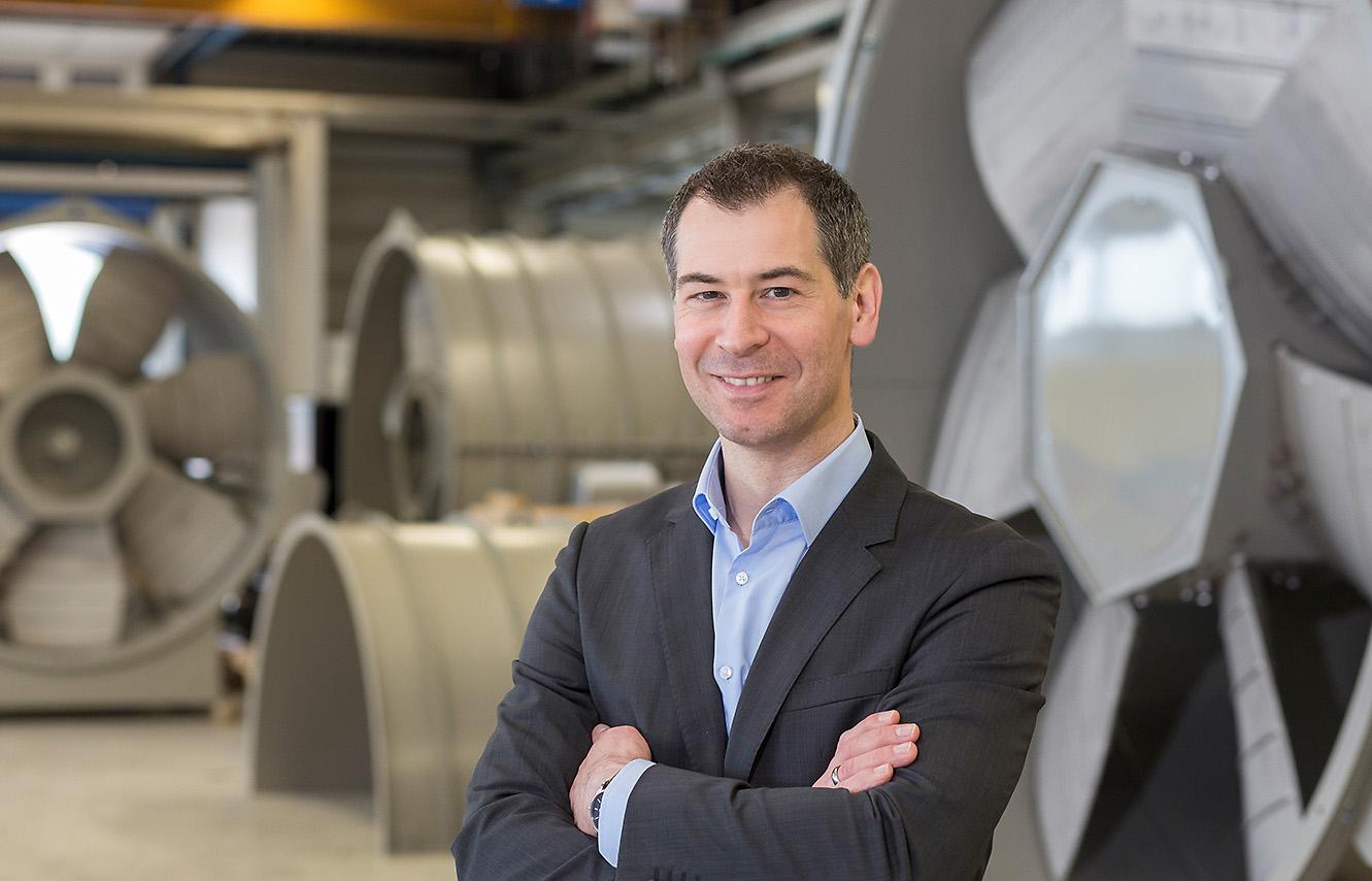 Daniel Wolfram - DLK Ventilatoren GmbH